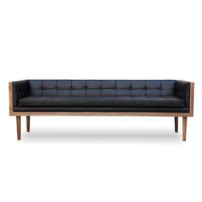 Kardiel Woodrow Mid Century Modern Box Sofa