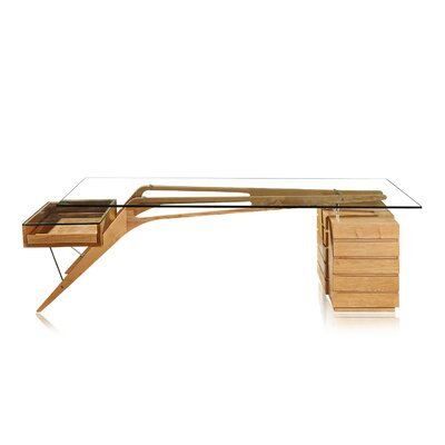Kardiel Protractor Writing Desk