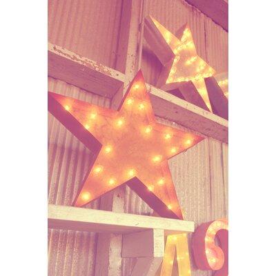 Vintage Marquee Lights Star Wall Decor Wayfair