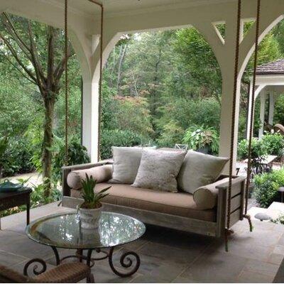 Vintage Porch Swings Joshua Porch Swing & Reviews  Wayfair