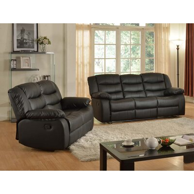 Living In Style Casta Sofa and Loveseat Set