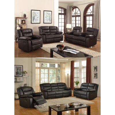 Living In Style Casta Living Room Collection