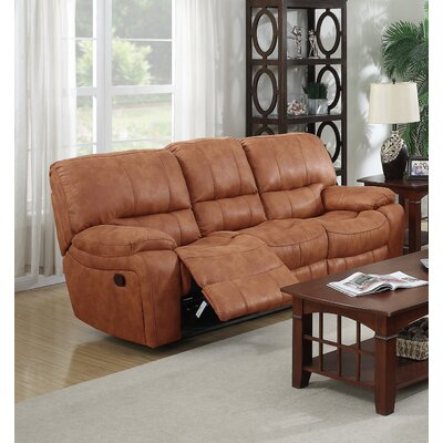 Living In Style Orleans Reclining Sofa