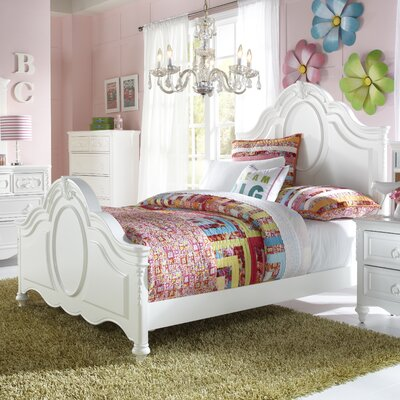 Samuel Lawrence Sweet Heart Twin Panel Bed