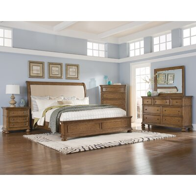 Samuel Lawrence Paxton Platform Customizable Bedroom Set