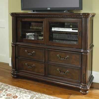 Samuel Lawrence San Marino 4 Drawer Media..