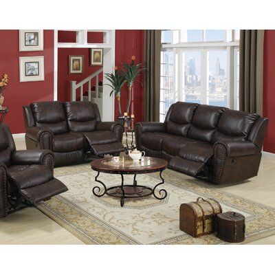 Infini Furnishings William Reclining Sofa and Lo..
