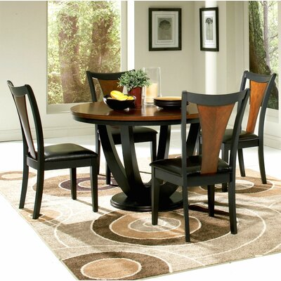 Infini Furnishings Mayer 5 Piece Dinin..