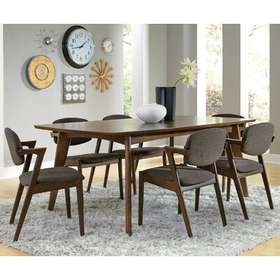 Infini Furnishings Frederik 7 Piece Dining Set