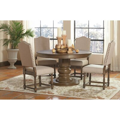 Infini Furnishings 5 Piece Dining Set Image