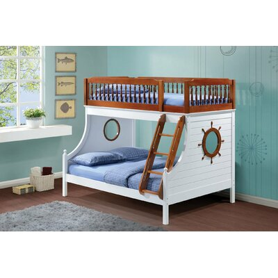 Infini Furnishings Captain Twin over Full Bunk Bed