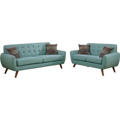 Infini Furnishings Modern Retro Sofa