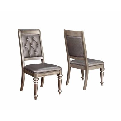 Infini Furnishings Victoria Side Chair (Set of 2)