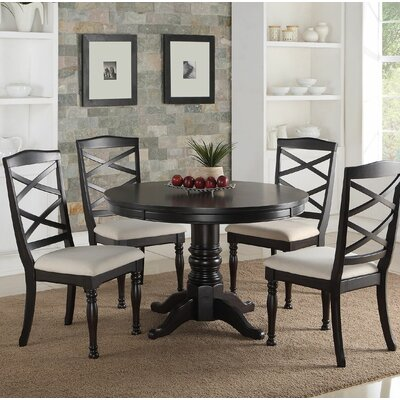 Infini Furnishings 5 Piece Dining Set
