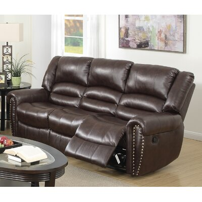 Infini Furnishings Madison Reclining Sofa