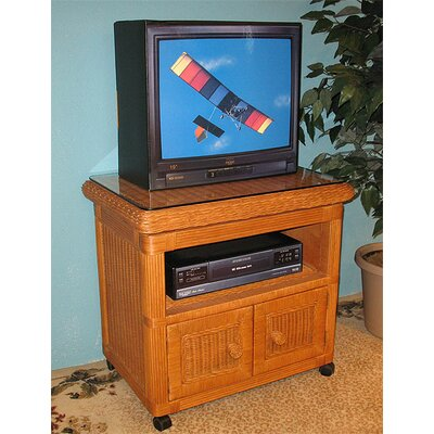 Wicker Warehouse Pavilion TV Stand
