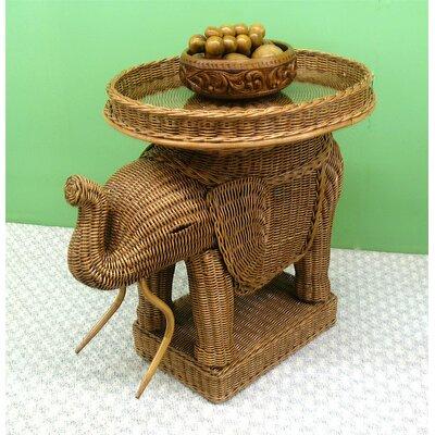 Wicker Warehouse Elephant ..