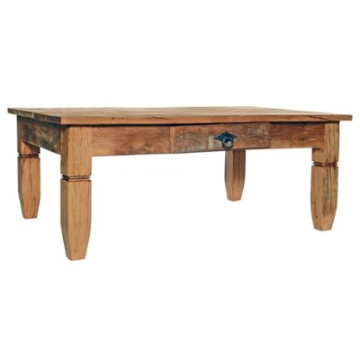 Alexandra Sophia Reclaimed Leblon End Table