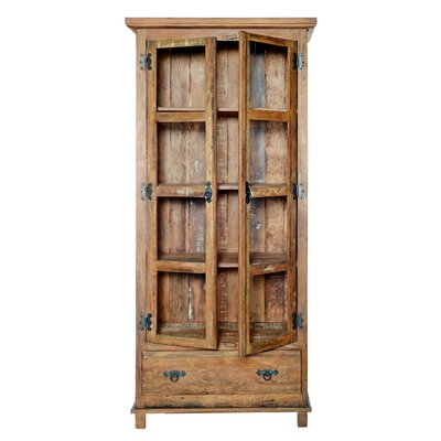 Alexandra Sophia Reclaimed Alterosa Curio Display Stand