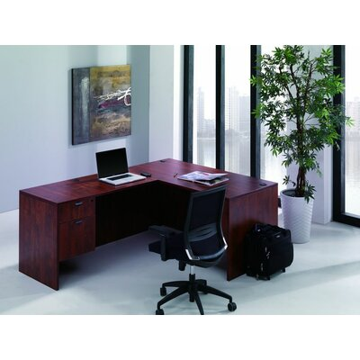 Conklin Office Furniture L-Shape Desk