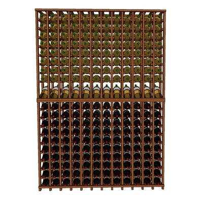 Wineracks.com Premium Cellar Series 240 Bottle Floor Wine Rack