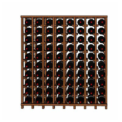 Wineracks.com Premium Cellar Series 80 Bottle Floor Wine Rack