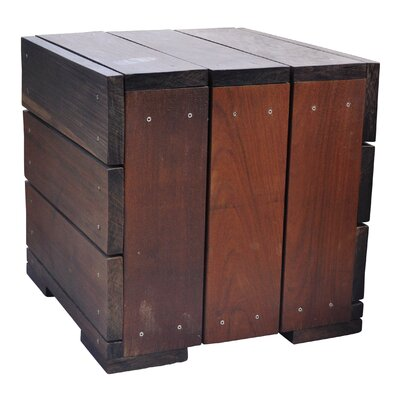 Somers Furniture New American End Table
