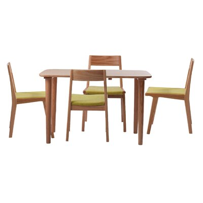 Mod Made 5 Piece Dining Set