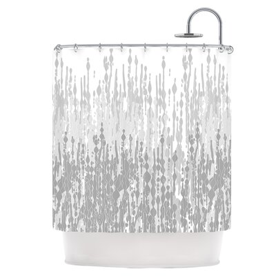 Fine White Shower Curtain On Inspiration