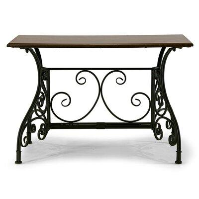 Glamour Home Decor Aceline Console Table