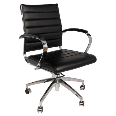Joseph Allen Leather Executive Chair