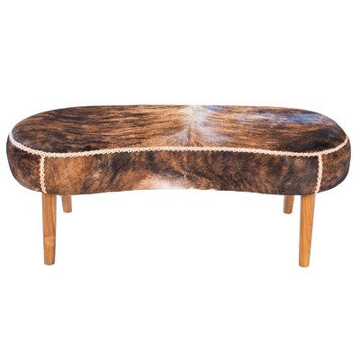 Joseph Allen Harley Leather Bedroom Bench