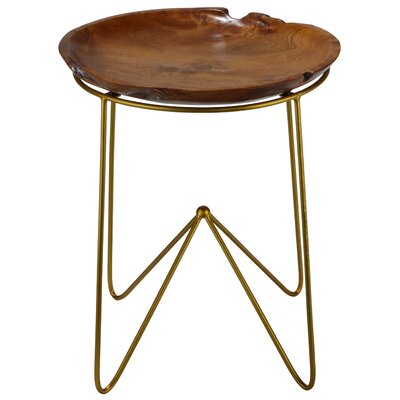 Bare Decor Paolo End Table