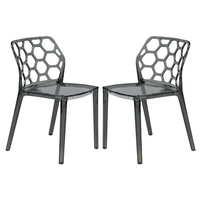LeisureMod Dynamic Side Chair (Set of 2)