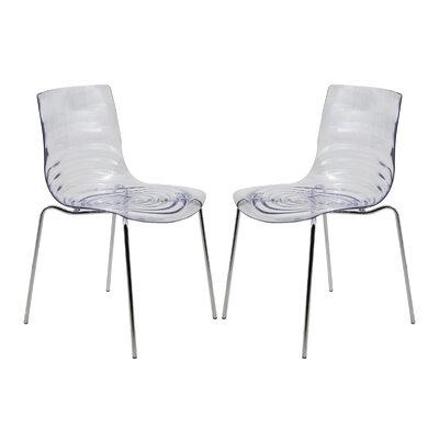 LeisureMod Astor Side Chair (Set of 2)