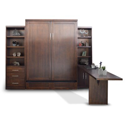Latitude Run Biskupice Queen Murphy Bed