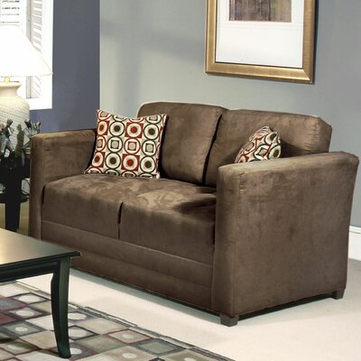 Latitude Run Loveseat by Serta Upholstery