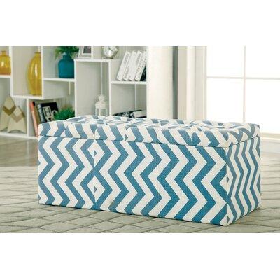 Latitude Run Zarah Upholstered Storage Be..