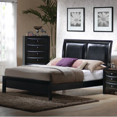 Latitude Run Upholstered Panel Bed