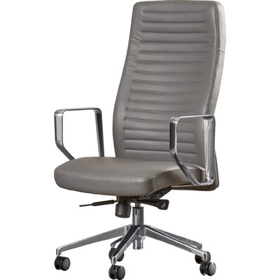 Latitude Run Eloise High-Back Executive Chair