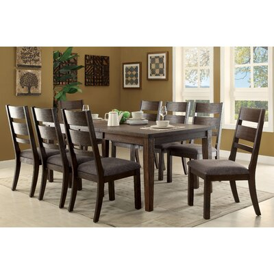 Latitude Run Rozelle 9 Piece Dining Set