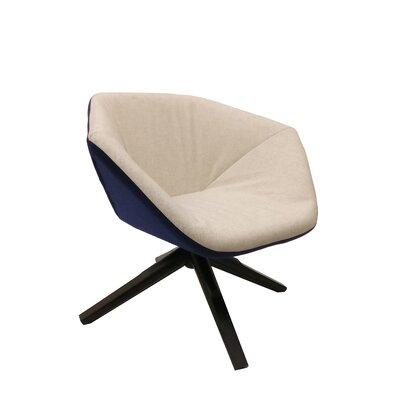 Latitude Run Ruby Swivel Lounge Chair