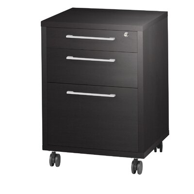 Latitude Run Bianca 3 Drawer Lateral File