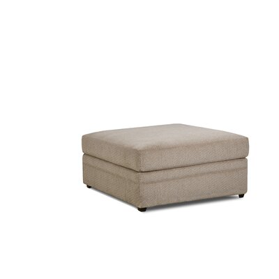 Brayden Studio Hypnos Ottoman by Simmons Upholstery