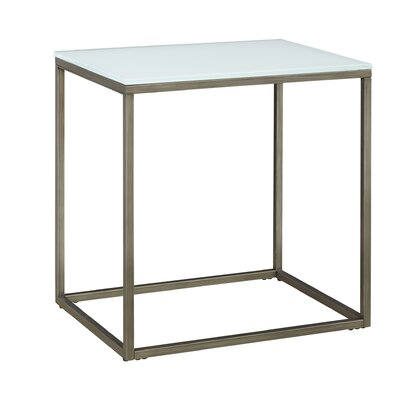 Latitude Run Alfreda Rectangular End Table