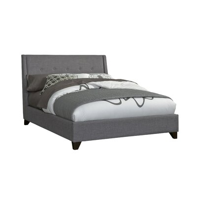Latitude Run Alyce Upholstered Platform Bed