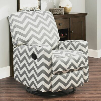 Latitude Run Brittney Swivel Glider Re..