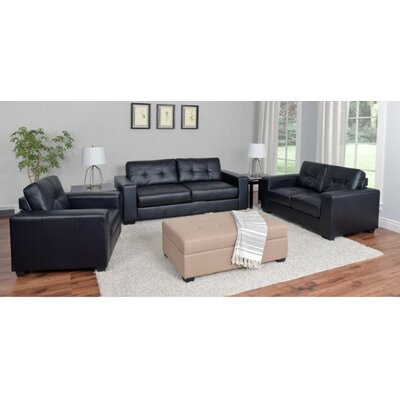 Latitude Run Kaye 3 Piece Sofa Set