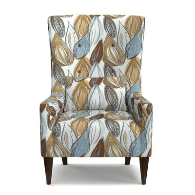 Latitude Run Lesley Shelter High Back Wing Chair