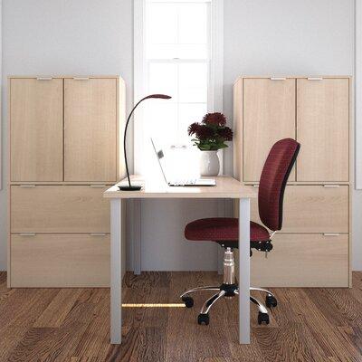 Latitude Run Luther 3 Piece Standard Desk..